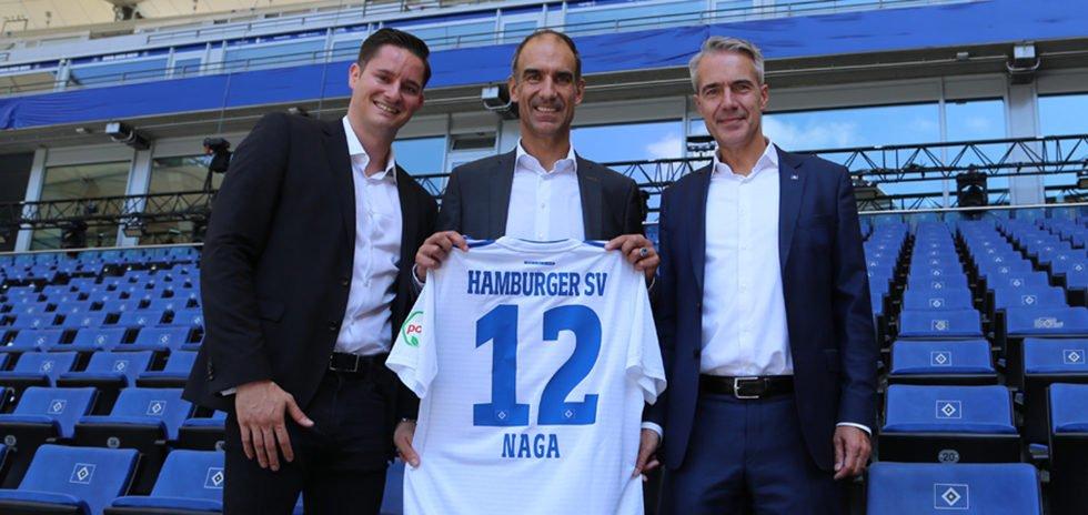 Sac de sport sac Hamburger sv HSV