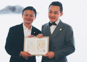 TRON (TRX) FOUNDER JUSTIN SUN GRADUATES FROM THE EXECUTIVE PRESIDENT OF ALIBABA, JACK MA HUPAN UNIVERSITY