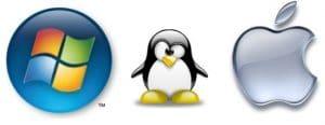 windows&macOS&linux