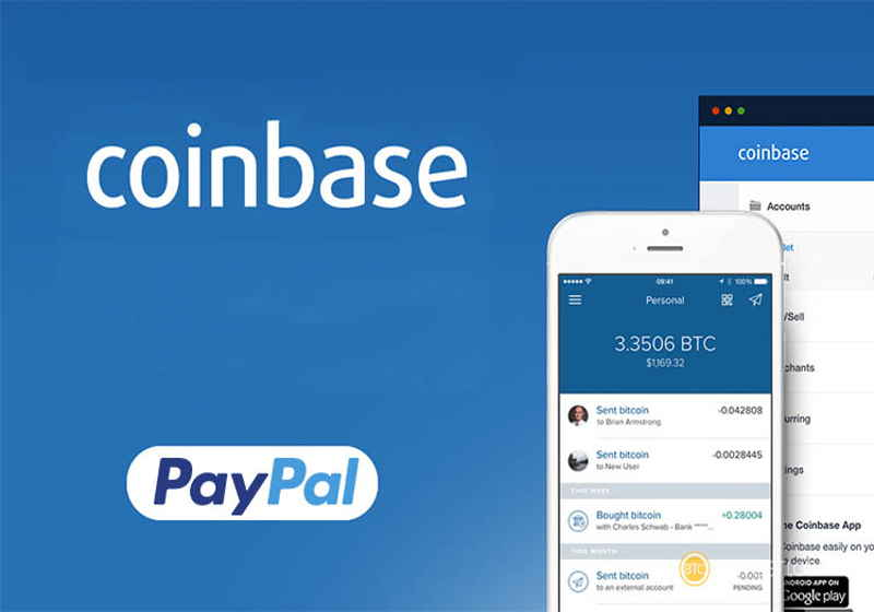 can you transfer cryptocurrency from coinbase to paypal