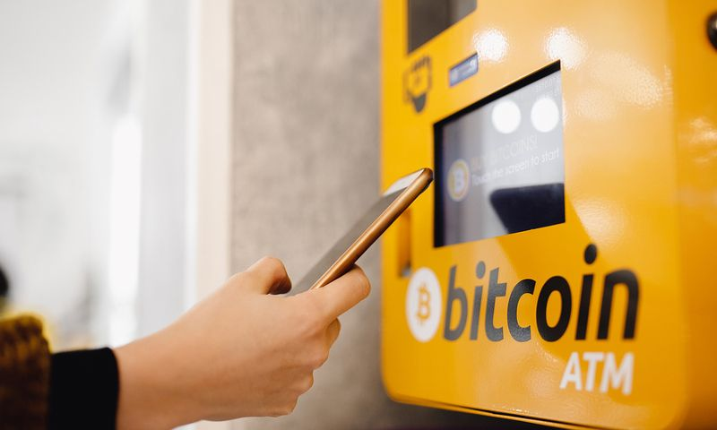 how to cash out bitcoin atm